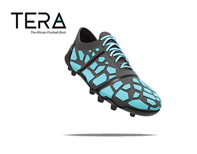 [2016] The design of an African Football boot