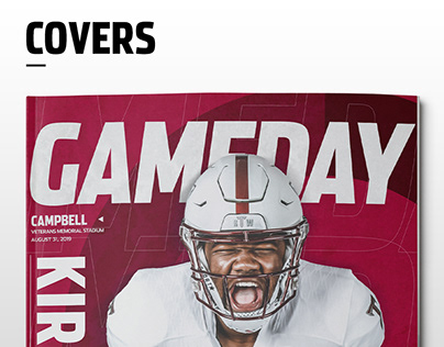 Troy Football Print Covers