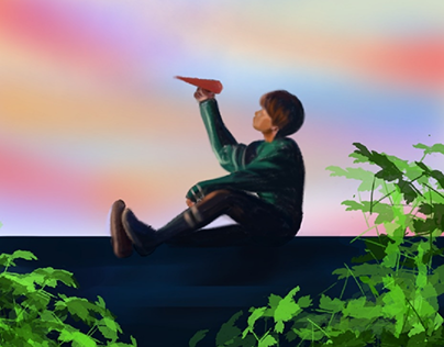 Airplanes  Hope world by JHope