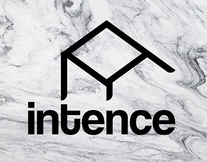 intence・Brand Identity