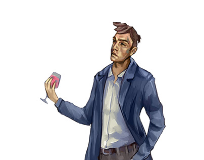 Detective Game Character Concepts