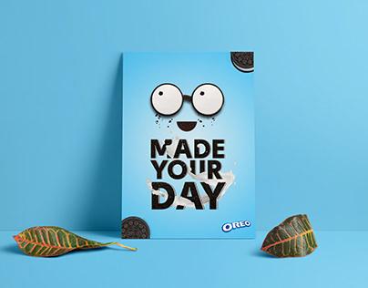 Oreo Creative Visual Ads