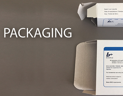 Pharmaceutical Products Branding