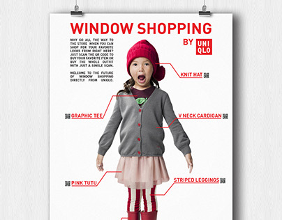 Window Shopping By UNIQLO