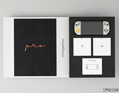 Hand Console | Pro