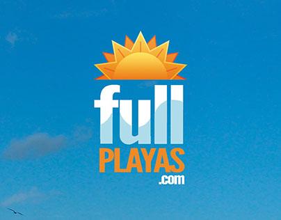 Full Playas - Flyer