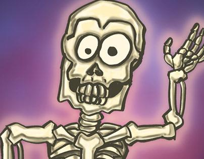 Halloween 2020 [ Squelette ]