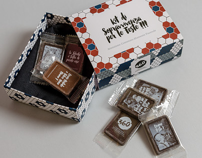 Chocolate Christmas Packaging