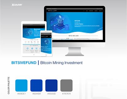 UX Website | BIT5IVEFUND