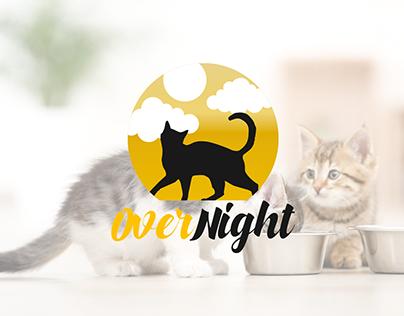 Overnight (Logo Branding & Social Media)