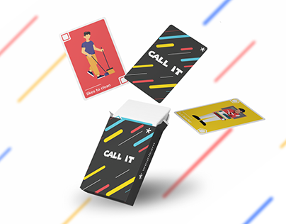 CALL IT - Game Design through UX Research