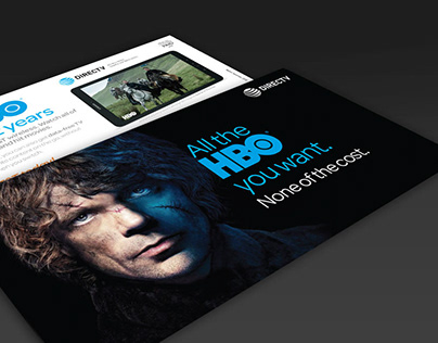 AT&T HBO Campaign