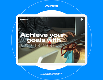 Coursera — Rethinking design