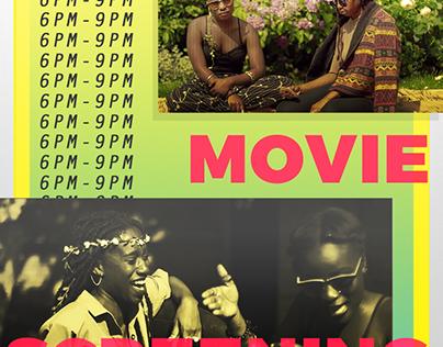 Ackee & Saltfish Movie Poster [Remixed]