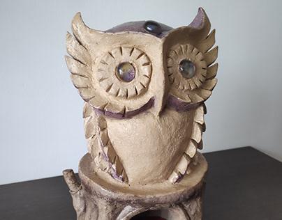 My Clay Sculptures