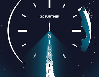 INTERSTELLAR Poster Art