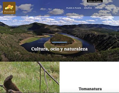 Web paisajeros.com