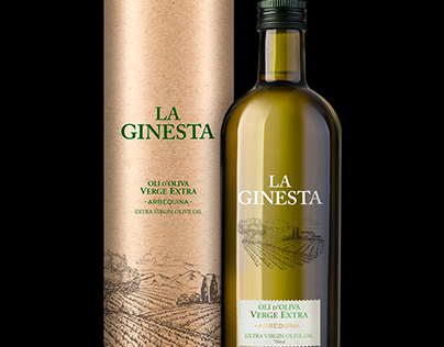 Extra Virgin Olive Oil - La Ginesta