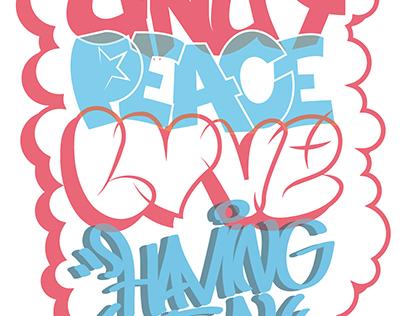 """Unity, Peace, Love, Having Fun"" | by Javier Infante"