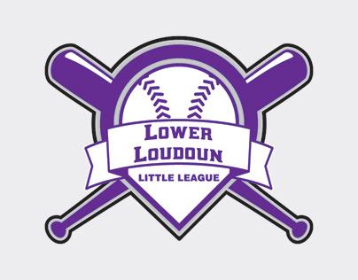 Lower Loudoun Little League Logo Update