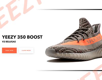 Yeezy Web UI