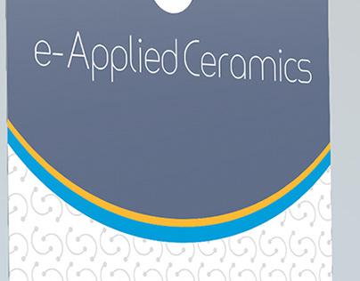 e-AC | Logo design & RollUp billboard