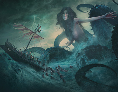 2016 - Mythic Battles Pantheon:Poseidon Expansion Cove