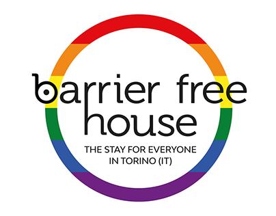 Brand Identity - BarrierFreeHouse
