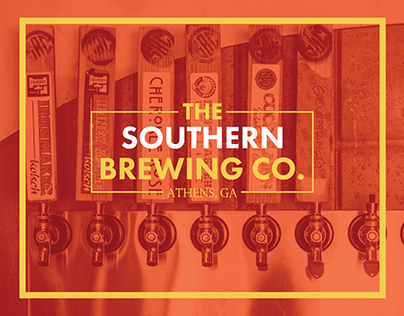 The Southern Brewing Company: Rebrand