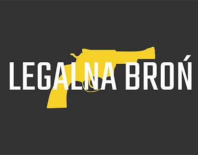 Legalna Broń | Visual Identity