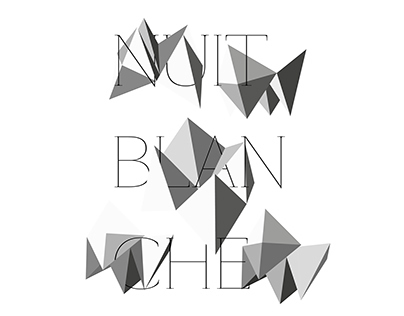 Poster [Nuit Blanche 2014] (2014)