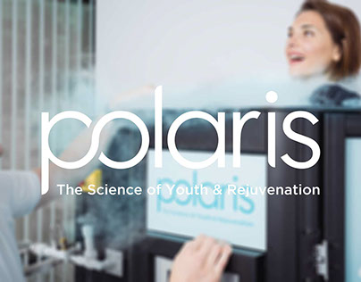 Polaris Wellness | Poster and web design