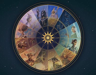 The Guardians of Zodiac Signs