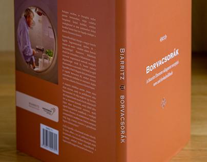 Biarritz Restaurant's cookbook