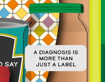 A diagnosis is more than just a label 🏷