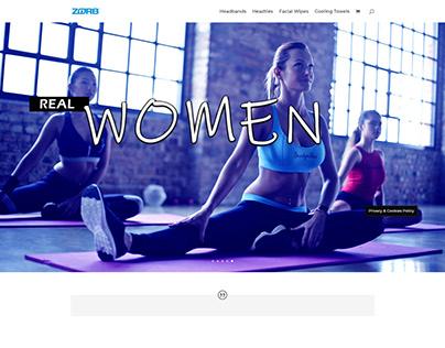 MedZorb ~ e-Commerce website ~ Webfolio