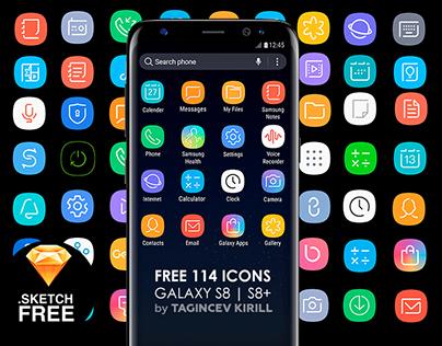 ICON S8 (144 FREE)
