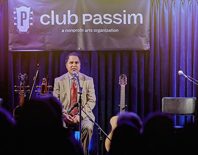 MERO SARANGI- release show at Club Passim.