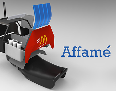 Affame: A food delivery solution
