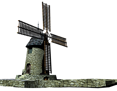 Le moulin Cugarel.