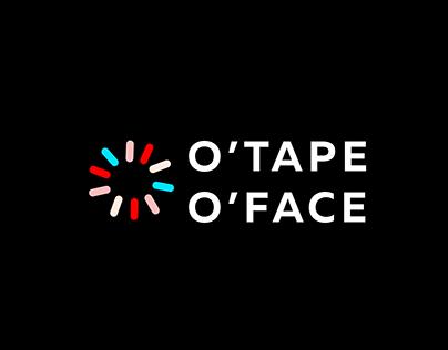 Logotype   Branding   O'Tape O'Face
