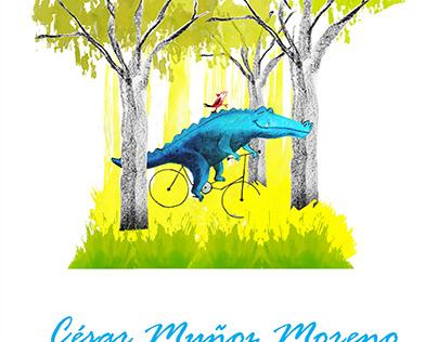 Portafolio de Ilustración - Children book ilustrations