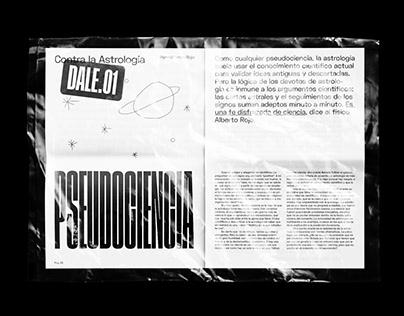 DALE.01 | Revista Cultural
