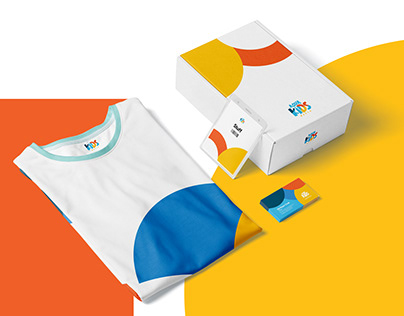 Aqua Kids World Corporate Identity