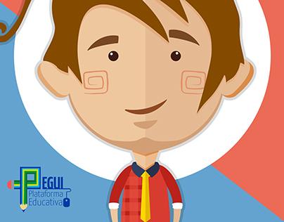 Look and Feel Plataforma Educativa PEGUI