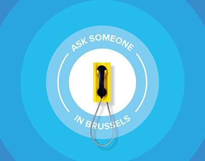 Visit Brussels - #CallBrussels