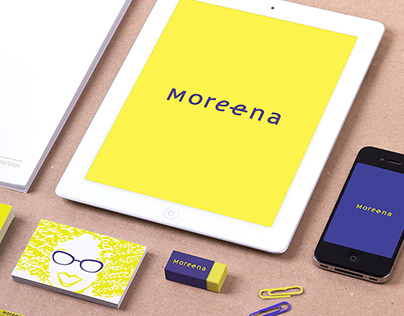 Moreena | Naming e Identidade Visual