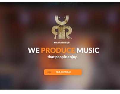 LA Music studio   website
