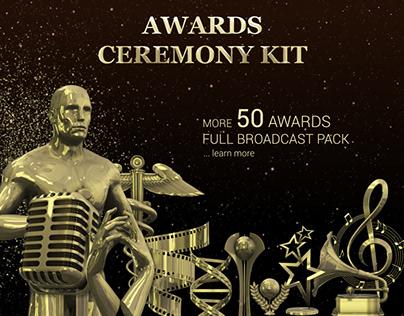 Awards Ceremony Kit