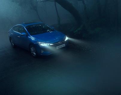 Hyundai Elantra Editorial